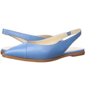 NWT Cole Haan Anora Skimmer Pointed Toe Flat 6